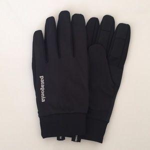 Men's Patagonia Wind Shield Gloves, Never worn!